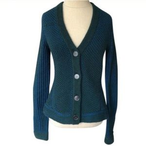 Rachel Roy Knit 4 Button Cardigan EUC